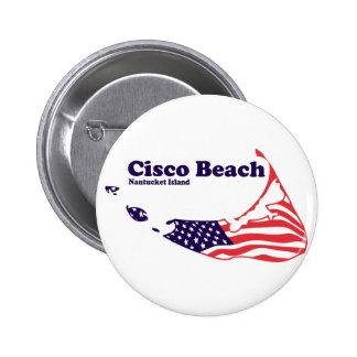 Cisco Beach Surf Design Buttons