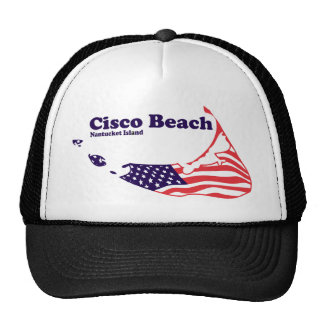 """Cisco Beach """"Surf"""" Design. Hats"""