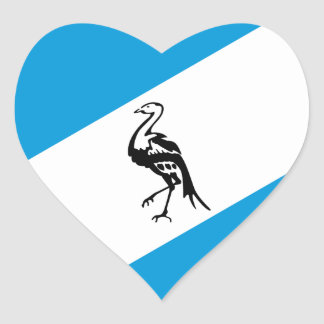 Ciskei Heart Stickers