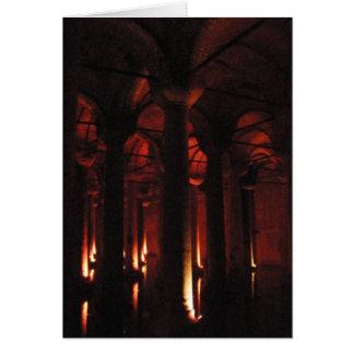 Cistern Greeting Card