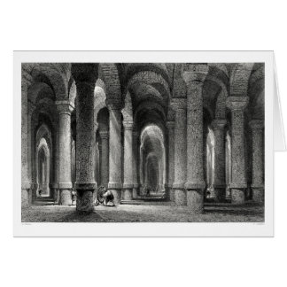 Cistern of Philoxenos Greeting Card