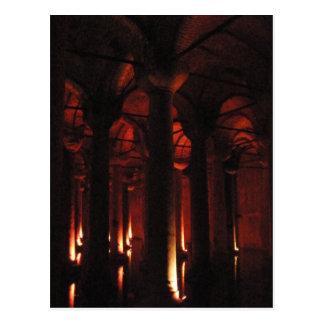 Cistern Postcard