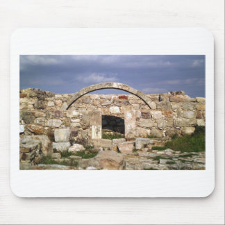 Citadel Byzantine Church Arch Mouse Pad