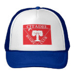 Citadel Rugby Blue Trucker Cap