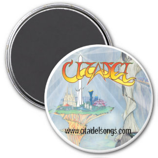 Citadel ® The Citadel of Cynosure & Other Tales Magnet