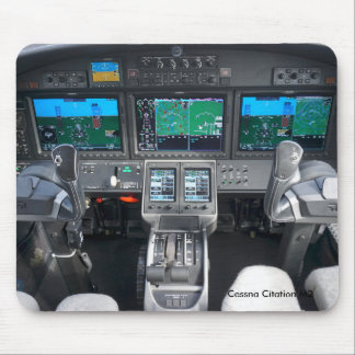 Citation M2 Cockpit Mousepad