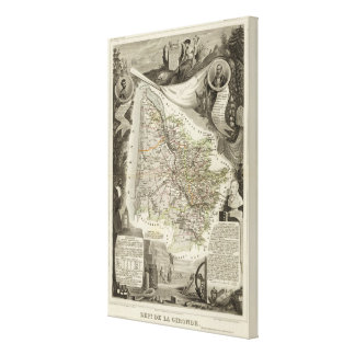 Cities Canvas Print