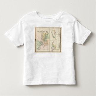 Cities of Centralia & Grand Rapids Toddler T-Shirt