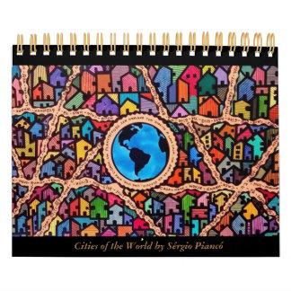 Cities of the World Calendars