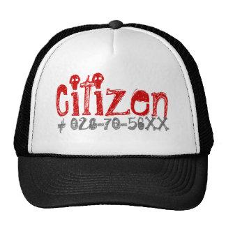 Citizen, # 028-70-56XX Cap