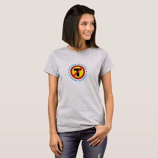 Citizen Activist Anti-Trump T-shirt (Basic Shirt)