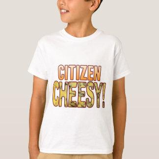 Citizen Blue Cheesy T-Shirt