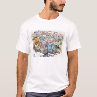 Citizen Cattle Men's Basic T-Shirt