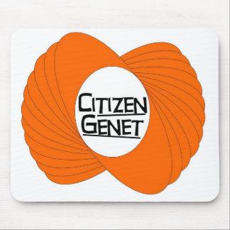 Citizen Genet Mousepad