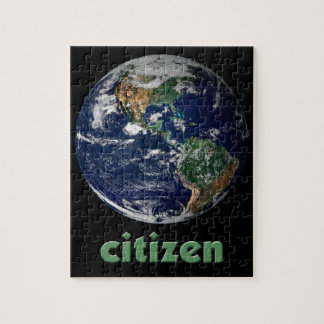 Citizen of Earth Puzzle