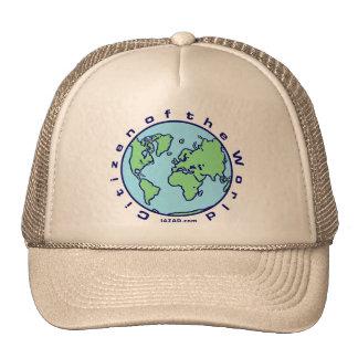 Citizen of the World Cap