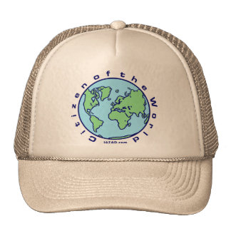 Citizen of the World Hats