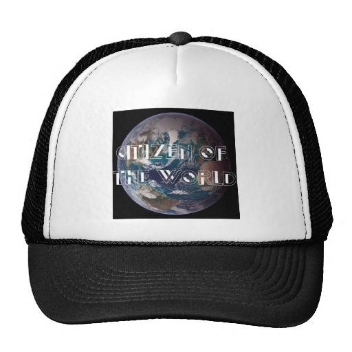 Citizen of the World Hat