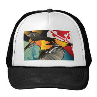 Citizen Oriole, Maryland's State Bird Cap