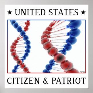 Citizen Patriot Posters