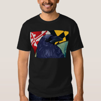 Citizen Raven, Maryland's Nevermore Tshirts