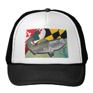 Citizen Rockfish of Maryland Cap