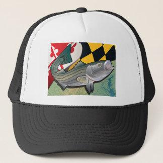 Citizen Rockfish of Maryland Trucker Hat