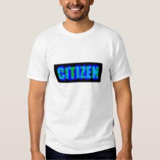 Citizen Slave Tees