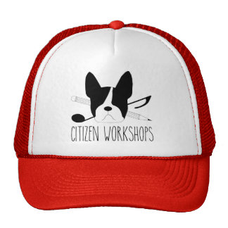 Citizen Workshops Hat! Cap