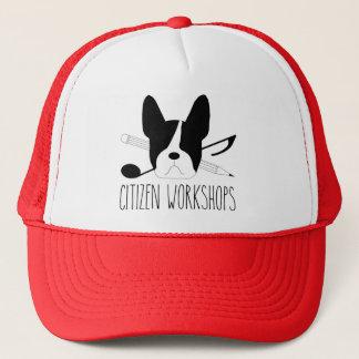 Citizen Workshops Hat! Trucker Hat