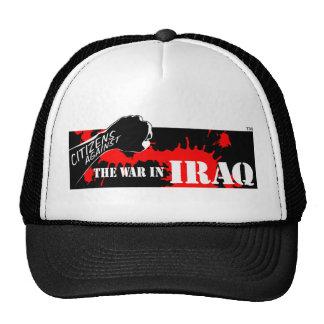 Citizens Against the War in Iraq Cap