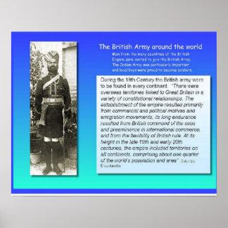 Citizenship Social Studies  British Army Poster