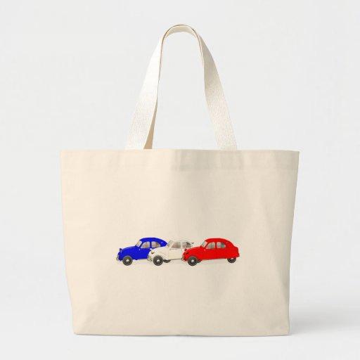 Citroën 2 CV Canvas Bags