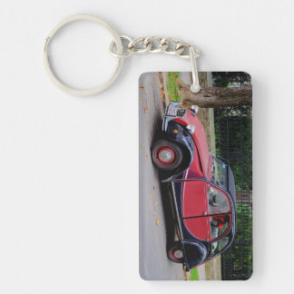 Citroen 2 CV Charleston Key Ring