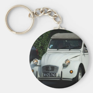 Citroen 2 CV Key Ring