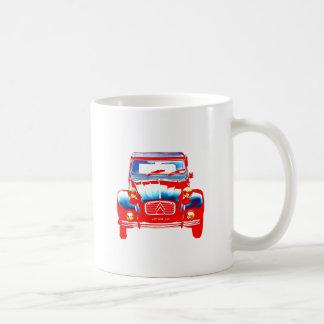 Citroen 2CV 2 Coffee Mug