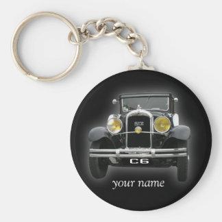 Citroen c6 1930 key ring