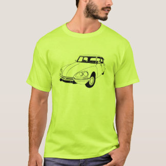 Citroen DS Inspired T-shirt