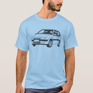 Citroen Saxo VTS Inspired T-shirt