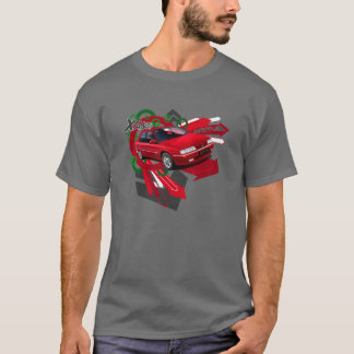 Citroen Xantia Activa Illustrated T-shirt