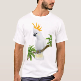 Citron Cockatoo T-Shirt