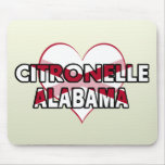 Citronelle, Alabama Mouse Pad