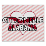 Citronelle, Alabama Posters