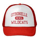 Citronelle - Wildcats - High - Citronelle Alabama Cap