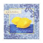 Citrons/Lemons Wall Decor Canvas Print