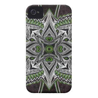 Citrus Forest iPhone 4/4S barely there case mate