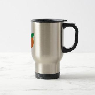 Citrus Fruit 15 Oz Stainless Steel Travel Mug