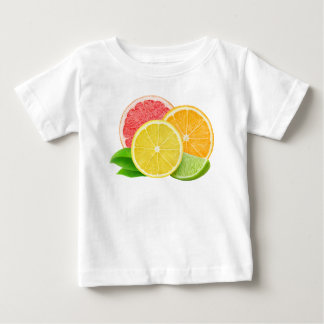 Citrus fruits baby T-Shirt