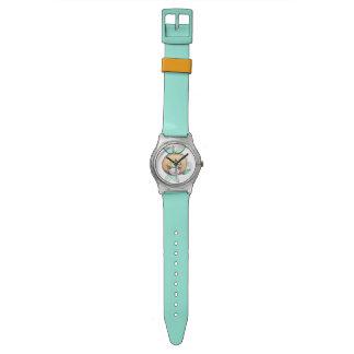 Citrus Girl by Kosharek Art Wristwatches