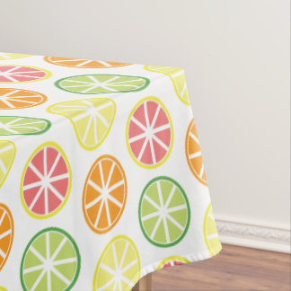 Citrus Pattern Table Cloth